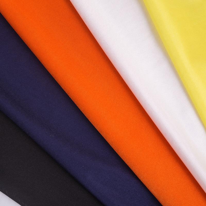 HANJUN Vải lót 260 loại sợi dọc đan xen thời trang vải xen kẽ vải polyester thể thao thông thường ra