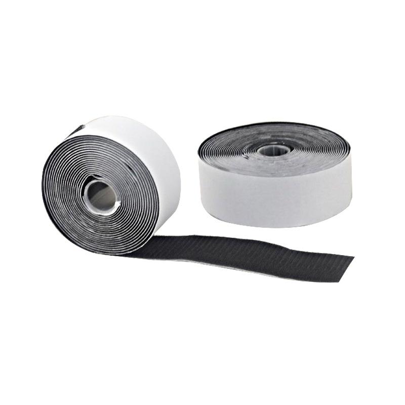 HUAZHENG Khoá dán Các nhà sản xuất cung cấp Velcro dính tự dính trắng màn hình Velcro 20MM