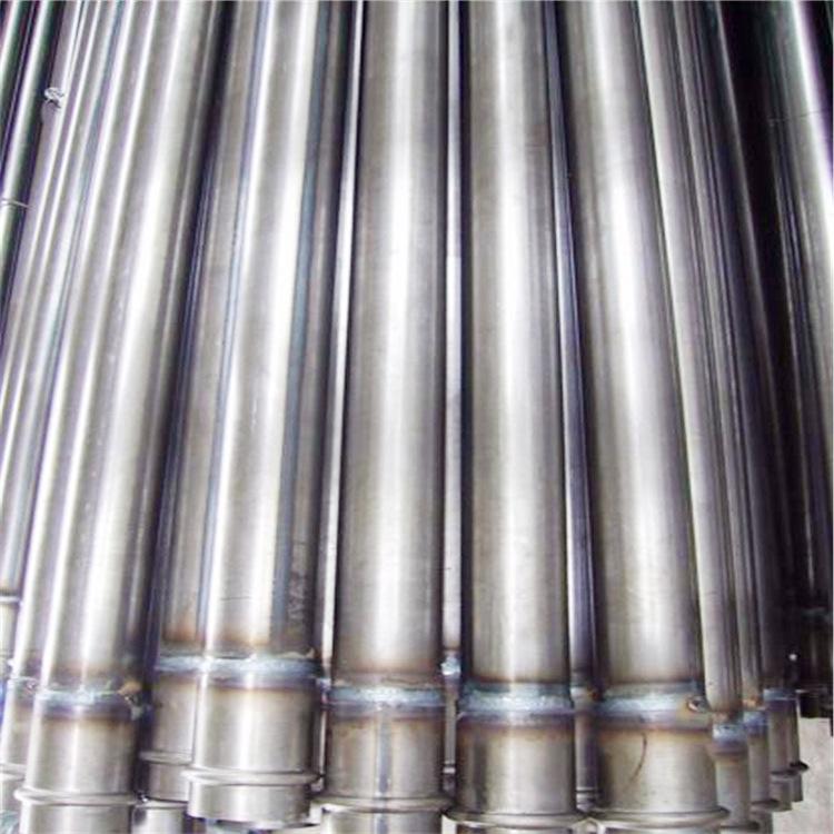 Linh kiện sắt thép Bán trực tiếp tại nhà máy Ống vữa có thể được tùy chỉnh trong các thông số kỹ thu