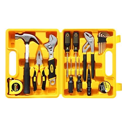 Deli  Dụng cụ tổng hợp  Bộ công cụ hiệu quả 3701 bộ công cụ thủ công Bộ 16 miếng đặt bộ công cụ hộp