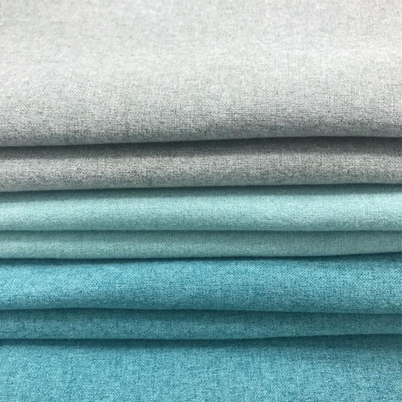 FUTAO Vải Hemp mộc 2019 nhà máy mới bán hàng trực tiếp tại chỗ tại chỗ đồng bằng nhuộm vải lanh giả