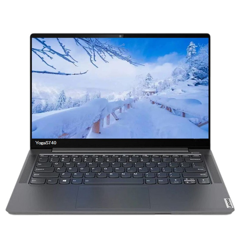 Lenovo Máy tính YOGA S740 14 inch toàn màn hình i5 / i7 Core thế hệ thứ 10 máy tính xách tay mỏng và