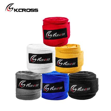 KCROSS thắt dây Băng bó tay bị trói tay với đồ bảo hộ Sanda tay quấn túi cát bảo vệ tay huấn luyện M
