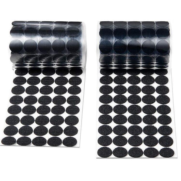 SANKOU Khoá dán [Velcro dính] Cung cấp băng dính Velcro tự dính mạnh Velcro