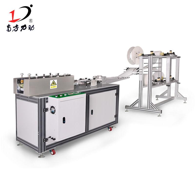 Day chuyen san xuat  khau trang Các nhà sản xuất thiết bị máy sản xuất mặt nạ dùng một lần cung cấp