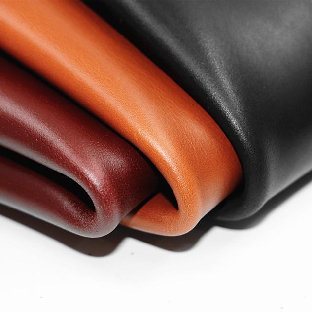 SHANNIU Da bò Lớp đầu tiên của sáp bơ vàng da hành lý chất liệu vải thủ công da bò da sổ tay bìa da