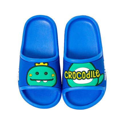 dép trẻ em  Dép trẻ em mùa hè bé trai bé trong nhà hộ gia đình giày chống trượt mềm mại phòng tắm đá