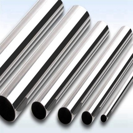 Dioal Ống thép 304 thép không gỉ đánh bóng hàn tròn ống gương ống vẽ ống màu chính ống điện mạ titan