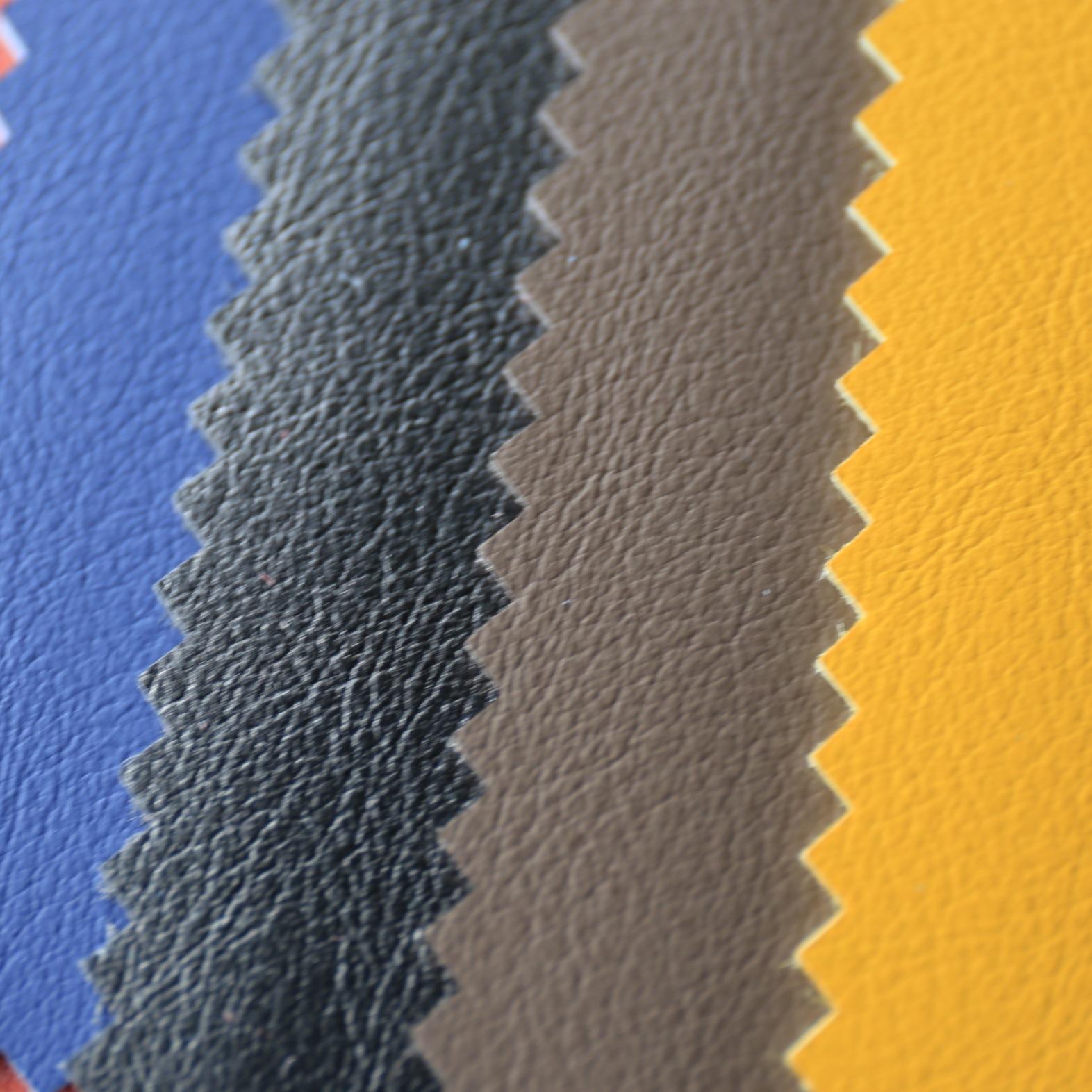 ZT Simili tổng hợp Da sợi nhỏ bán tại chỗ hạt mịn sợi nhỏ tổng hợp da thật sợi nhỏ sofa mềm túi giày