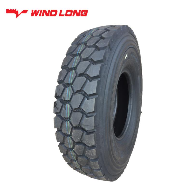 WEILONG Cao su(lốp xe tải) Lốp radial hoàn toàn bằng thép phía sau lốp tám bánh có khả năng chịu tải