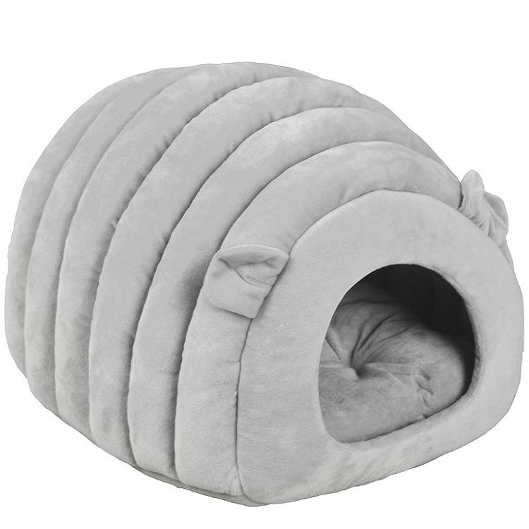 ENNUO Vật nuôi Nhà sản xuất bán buôn mùa đông ấm áp chó mèo nhà tổ sâu bướm cung cấp vật nuôi đóng m