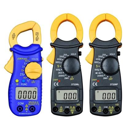 BONDHUS Đồng hồ đo điệnĐa chức năng kẹp đồng hồ vạn năng kỹ thuật số độ chính xác cao tụ điện kỹ thu