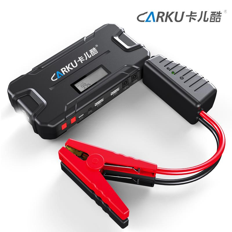 CARKU Sạc biến tần xe hơi Vận chuyển hàng hóa khẩn cấp Cool Cool ắc quy xe ô tô