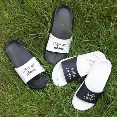 PUXI dép trẻ em Spot Park West 2019 hè trung tính Đôi dép lê đôi giầy dày chống chân mở nhà xưởng sả