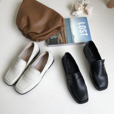 DAPAI SHOW Giày mọi Gommino Dapaishow mùa xuân mới Hàn Quốc retro giày đế mềm, giày đế mềm, giày nữ