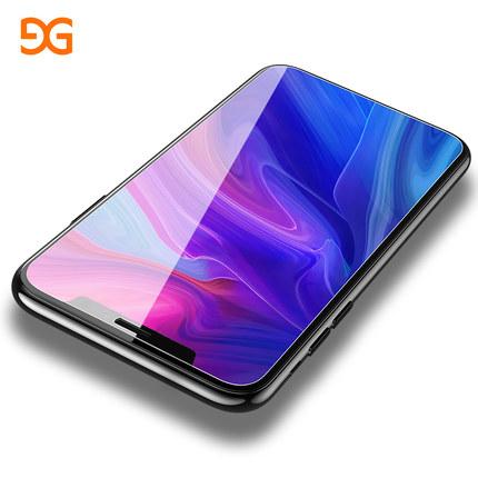 GUSGU Miếng dán cường lực  iPhoneX Tempered Film 11promax Apple Xs Điện thoại di động Phim iPhoneXsM