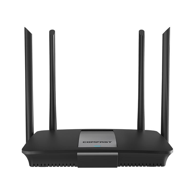 Modom Wifi COMFAST 618AC Bộ định tuyến Gigabit AC cấp hai cấp độ doanh nghiệp công suất cao