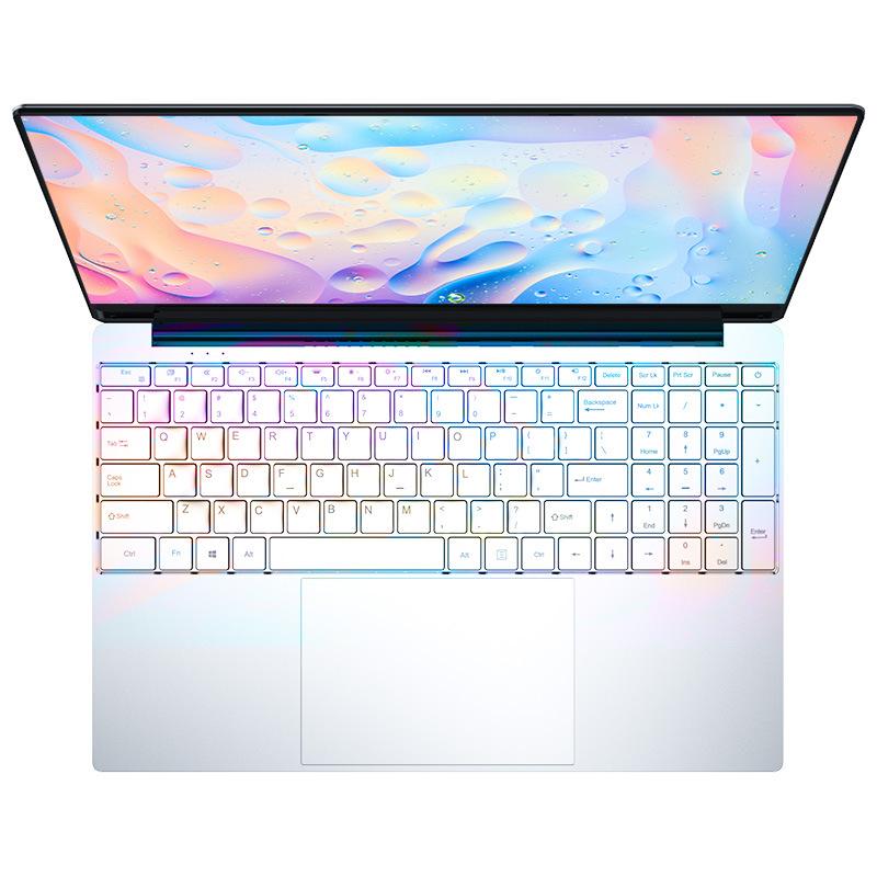 WEIPAI Thị trường phụ kiện vi tính Core i7 nhà máy bán hàng trực tiếp 15,6 inch máy tính xách tay si