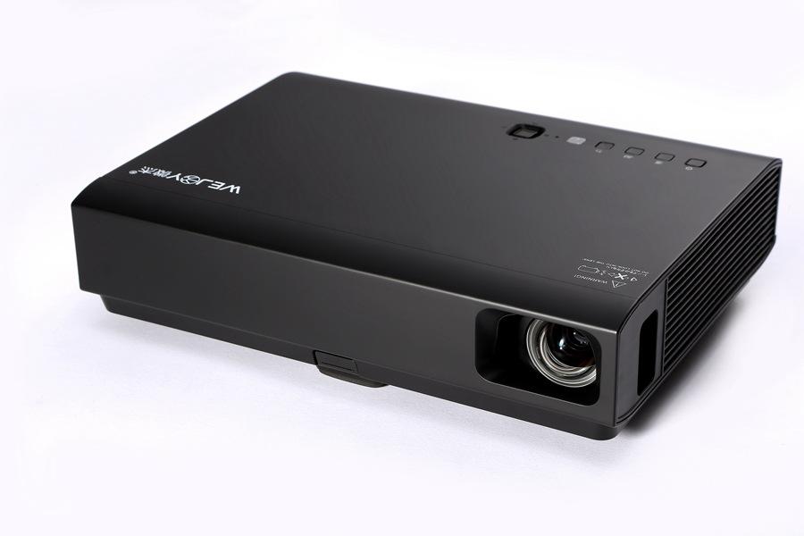 Máy chiếu micro laser Weijie DL-310 WIFI Bluetooth không dây đa chức năng độ phân giải cao nhà thông