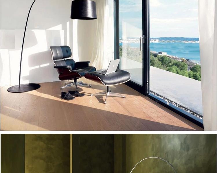 Đèn sàn hình <font color='red'>cần câu cá</font> sáng tạo cá tính, hiện đại dùng cho phòng khách, phòng ngủ, khách sạn