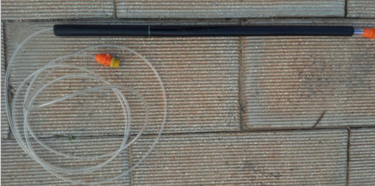 Cần phun thuốc nông nghiệp loại dài, <font color='red'>cần câu cá</font>