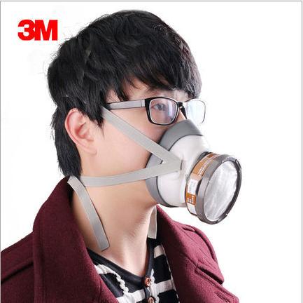 Mặt nạ chống độc, ngăn ngừa khói bụi 3M