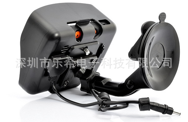 Motorcycle gps navigation navigator navigation electronics market foreign trade double mold 4G / 8G