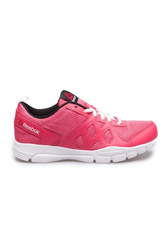 Giày thể thao REEBOK hồng, chất liệu vải mềm mịn, thoáng mát