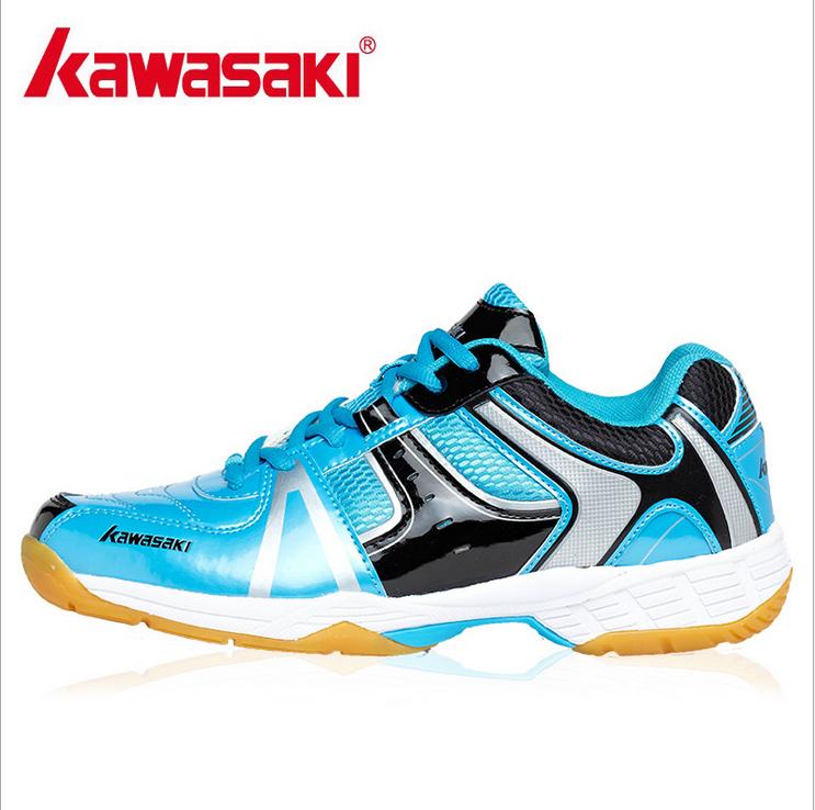 Giày thể thao Kawasaki đa sắc màu, kiểu dáng trơn bóng, đế chống trượt