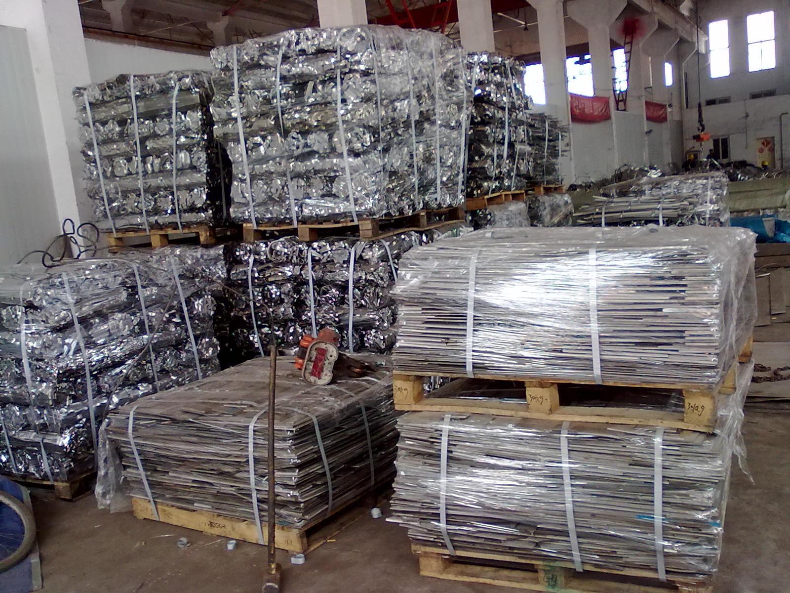 Phế thải kim loại  Acid white Stainless steel scrap stainless steel scrap stainless steel Burden qu