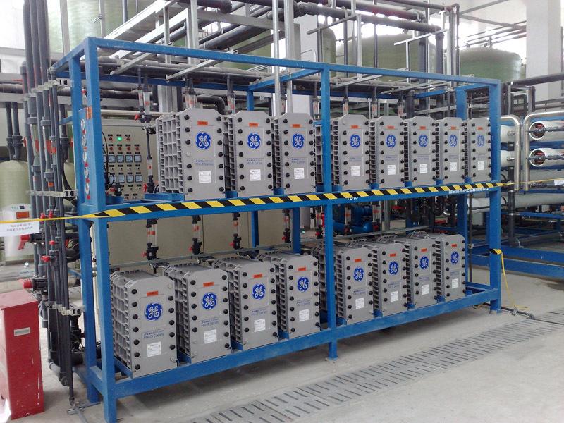 Nguyên liệu sản xuất điện tử Thiết bị nước siêu tinh khiết