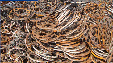 Phế thải kim loại  Shandong Long-waste scrap metal manufacturers wholesale customized specification