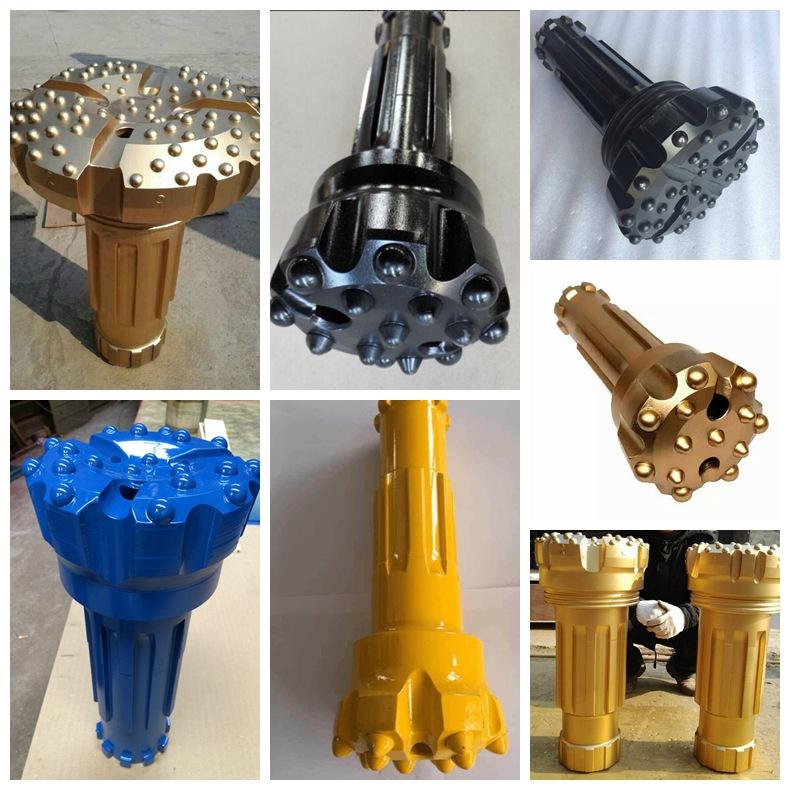 Nguyên liệu sản xuất khác Cung cấp thiết bị hoàn toàn bằng thép khoan