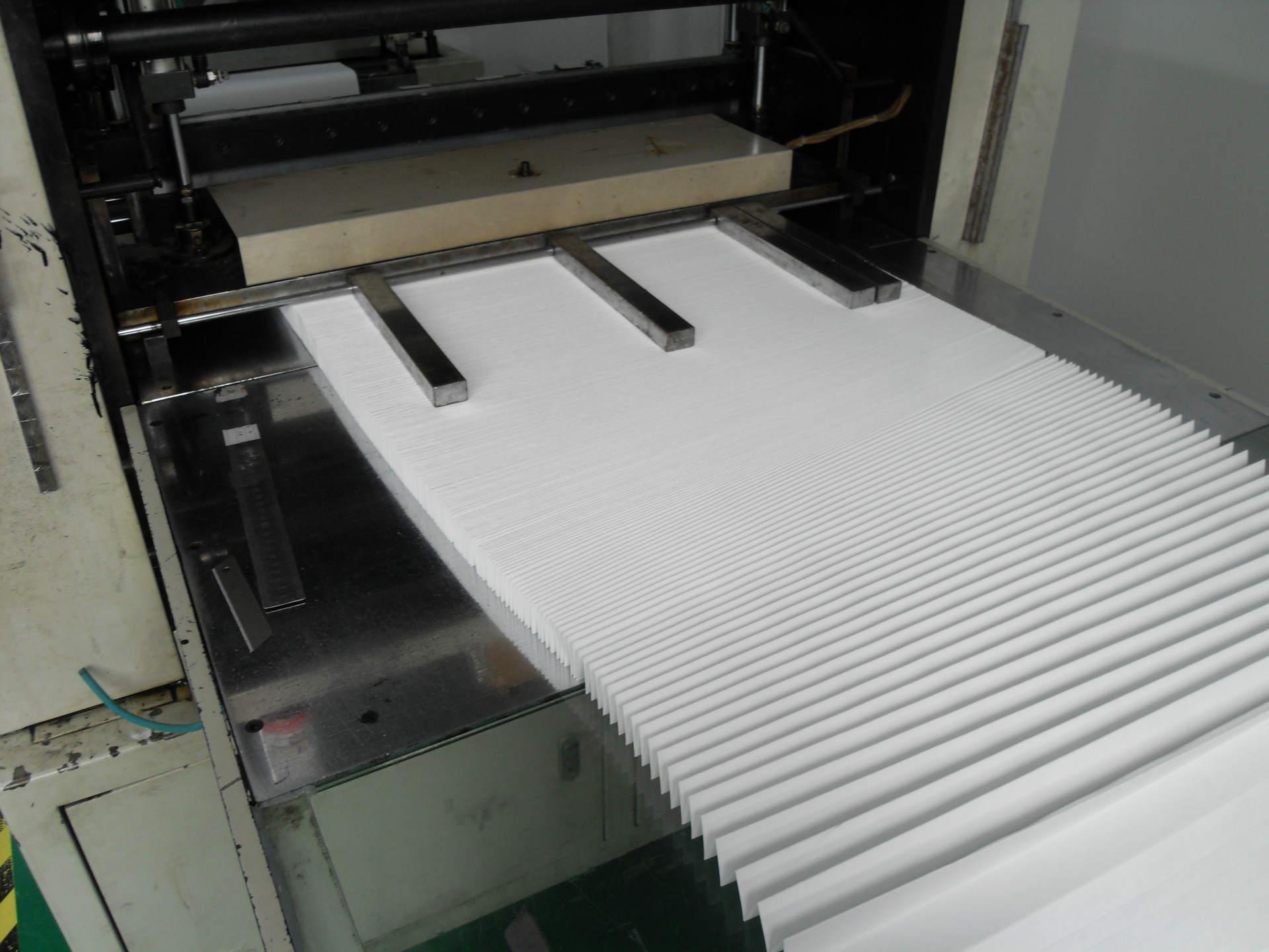 Nguyên liệu sản xuất khác Nguyên liệu sản xuất khác Sản xuất bộ lọc  HEPA, lọc khí