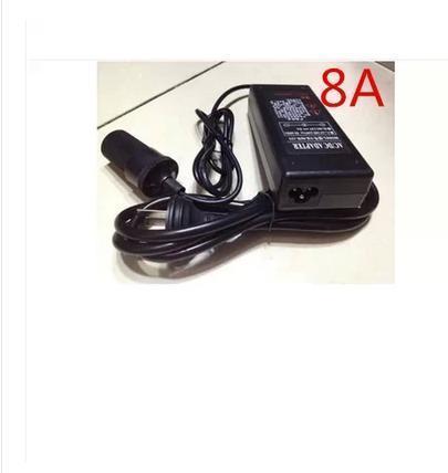 Thị trường đồ điện tử định vị  The power converter 220V to 12V8A car car cigarette lighter socket a