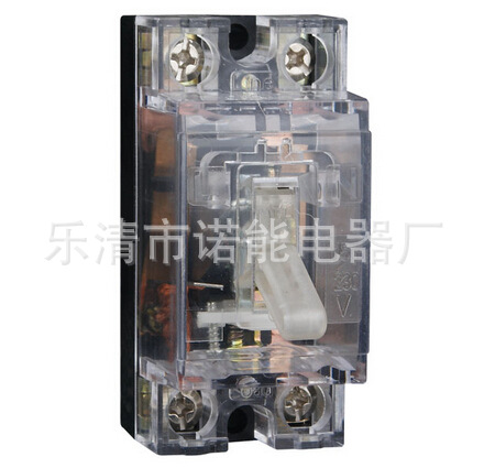 Bộ thiết bị điện cao áp  Snow can export electrical Residual current circuit breaker leakage circui