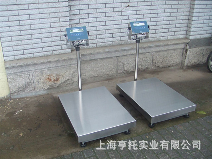 NLSX inox Chemical raw materials proof electronic scales 150kg / 10g intrinsically safe explosion-pr