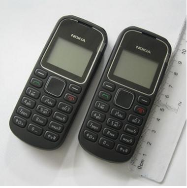 Hàng chính hãng giá gốc  Wholesale Nokia 1280 mobile phone genuine original black and white screen f