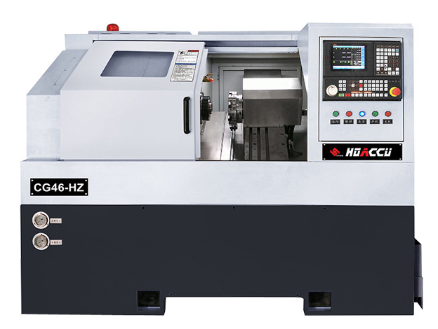 Máy tiện CNC   2016 new hot Taiwan's Acer quasi CNC lathes automatic lathes CG46 machine manufactu