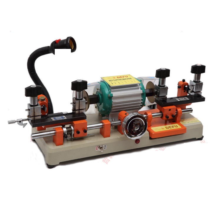 [DF238BS] DCR factory direct machine with key locksmith supplies headed horizontal machine with the