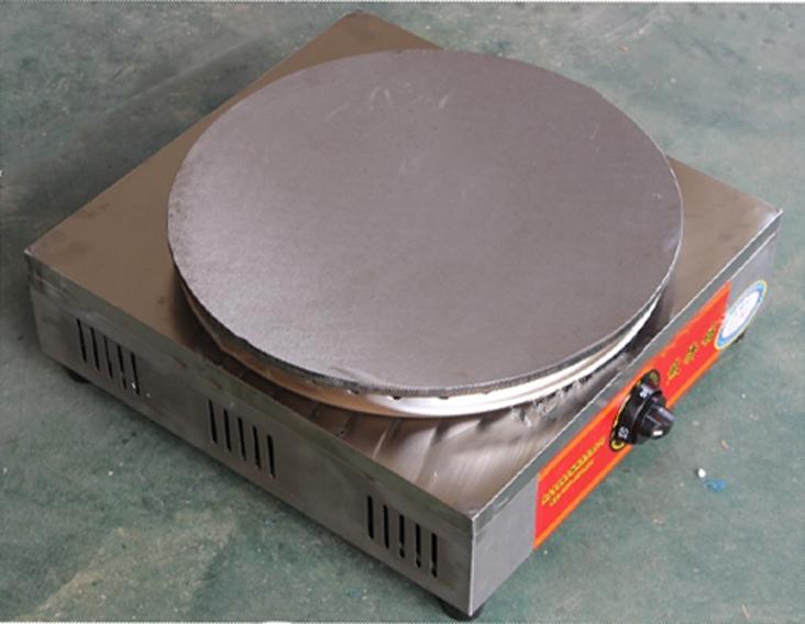 Máy đồ họa 3D và dựng phim   Commercial gas stove desktop grains pancake pancake furnace fruit mach