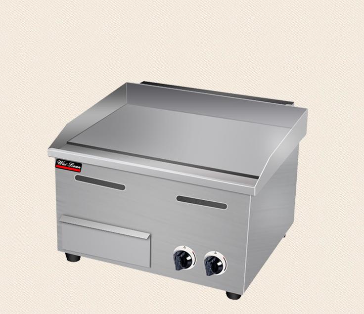 Máy đồ họa 3D và dựng phim   Wei Lee 718 commercial gas Griddle Teppanyaki clutch cake machine tepp