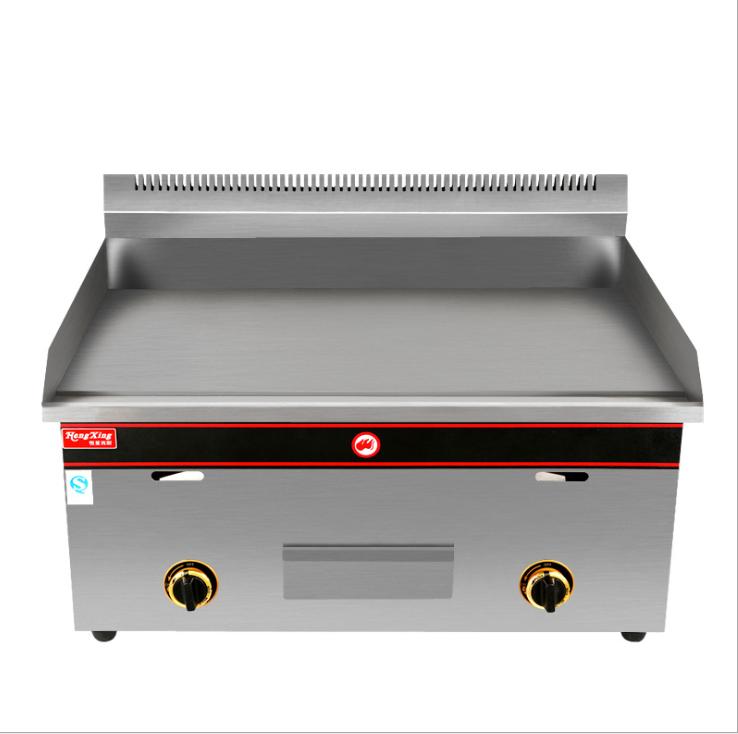 Máy đồ họa 3D và dựng phim   Commercial gas griddle / Teppanyaki / clutch cake machine / machine te