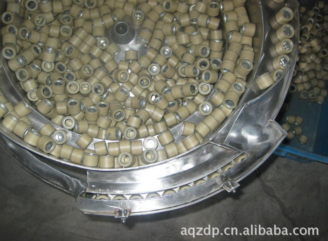 Máy sàng   Steel ball vibration plate orson professionally produced Taizhou orson mechanical