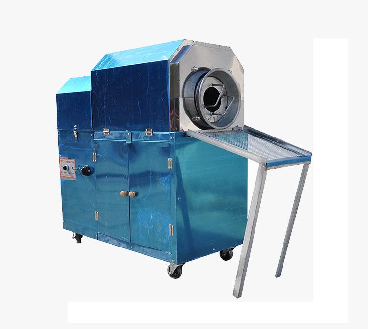25 type gas flow multifunction Roasting Machine, Chao Lizi machine sesame fried melon seeds machines