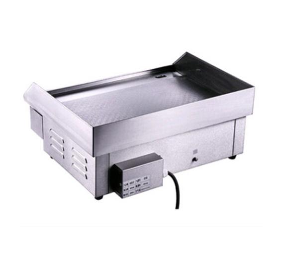Máy đồ họa 3D và dựng phim   Level griddle EG-818 commercial dual temperature machine Electric Grid
