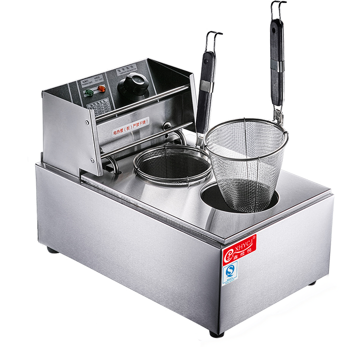 Máy đồ họa 3D và dựng phim   Desktop two kitchen cooking stove electric furnace Tangmian Spicy nood