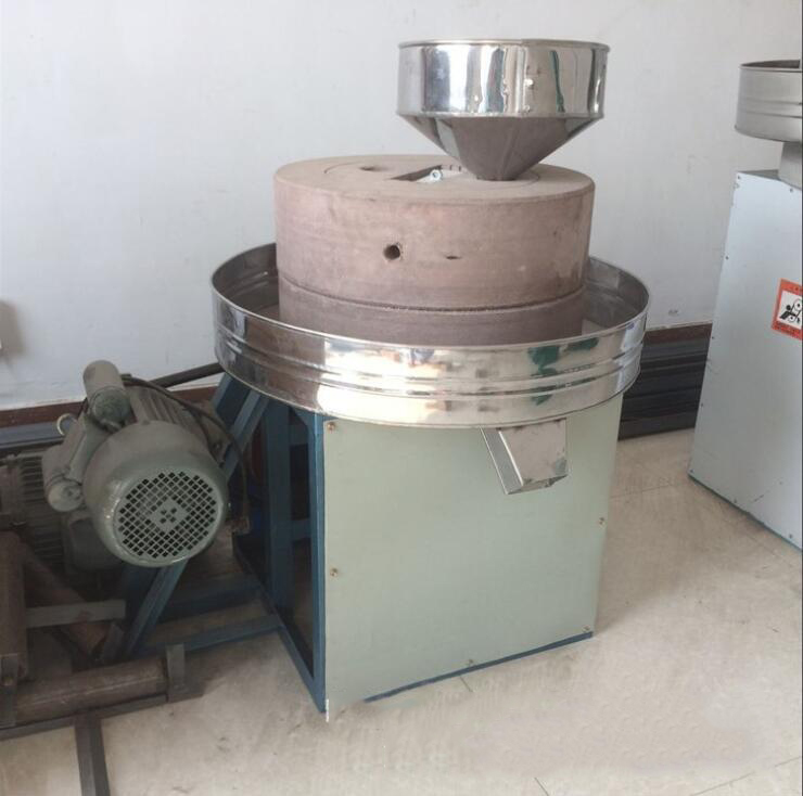 Thiết bị lập nghiệp  Supply of high hardness sandstone white stone original ecology electric soymil
