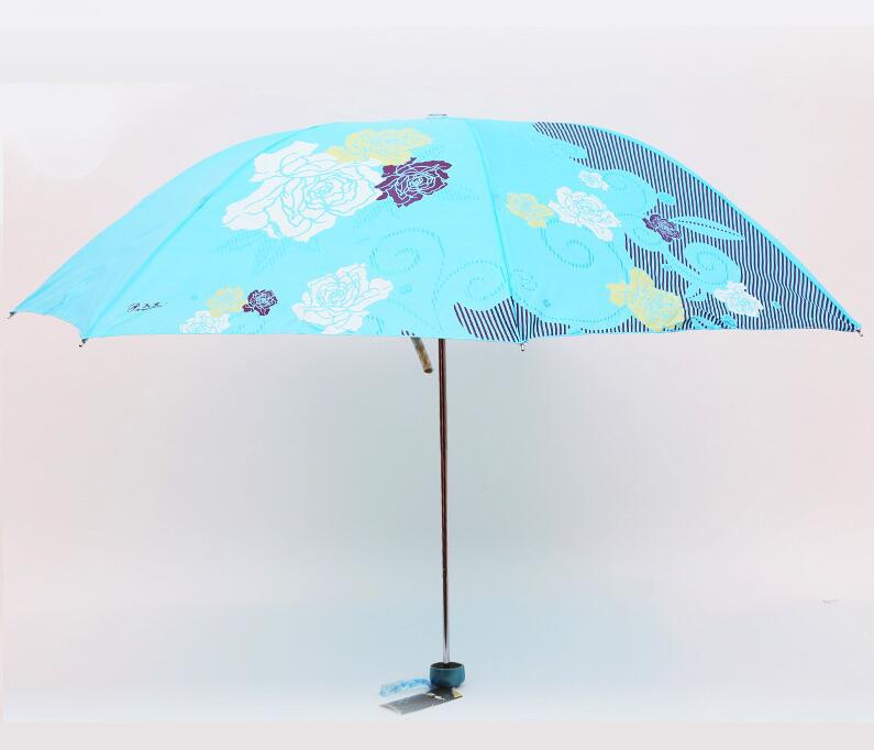 Hàng chính hãng giá gốc  Factory direct screen printing affordable paradise umbrella 339S steel rein