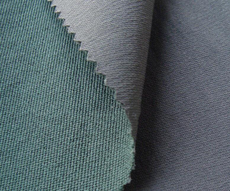 Vải pha sợi Jindi blended Simian Dan double-layer composite fabric mountaineering wear, jacquard